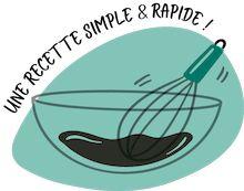 recette simple et rapide
